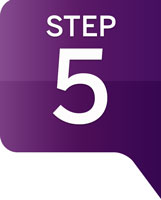 Step 5 graphic